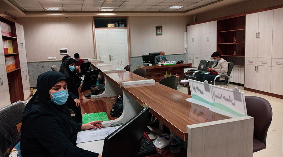 دفتر ریحانه اردبیل